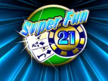 Игровой слот Супервеселье 21 на деньги
