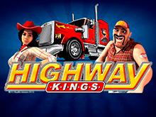 Знаменитая версия азартной игры Highway Kings