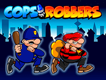 Популярный игровой автомат Cops N Robbers